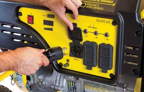 Use Generator Cords