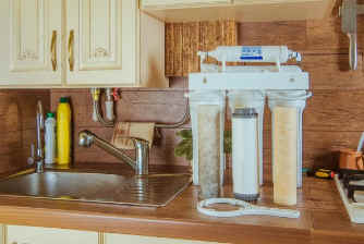 in-home water purification