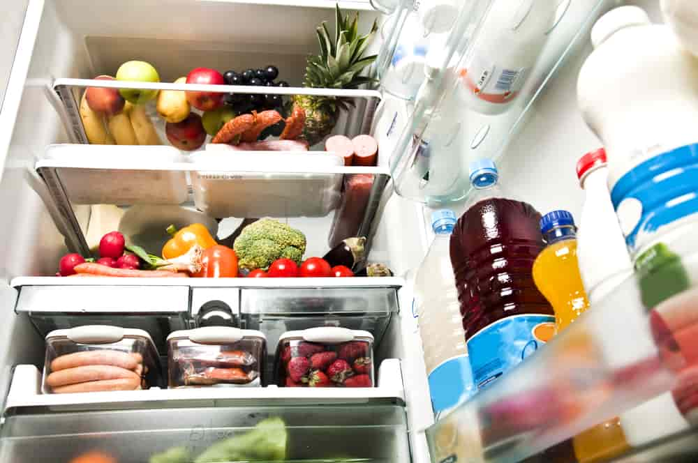 how long does food last in the fridge without power
