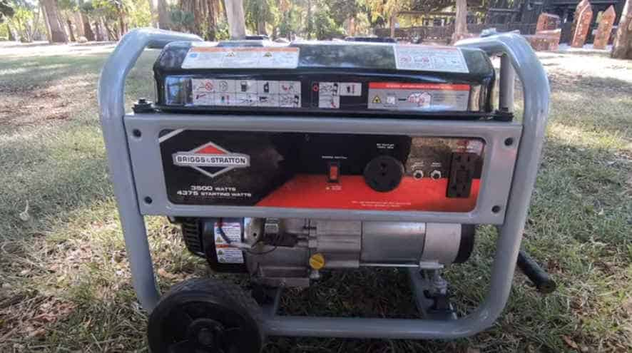 briggs and stratton 3500 watt generator reviews
