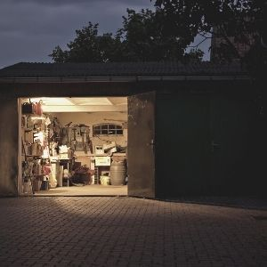 Never Run A Generator in A Garage or Indoors